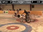 Watch free video Ryan's bike polo crash