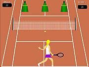 Tennis Guru لعبة