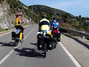 Watch free video Elba Bike Tour 2010 - On the Road