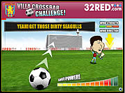 Villa Crossbar Challenge game