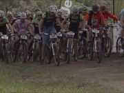 Watch free video Ouenghi bike festival 2014 X-country (part1)