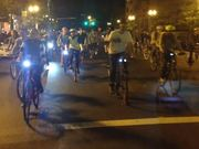 Watch free video Boston Bike Party Ride By
