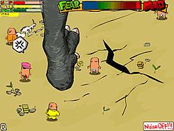 I am Godzilla game