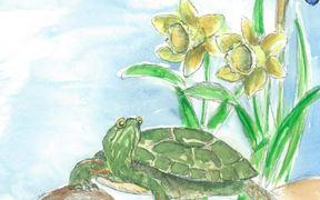Watch free video Spring Babies - Video Book Trailer