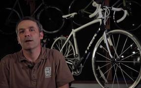Watch free video Joe's Bike Shop: Trek Domane