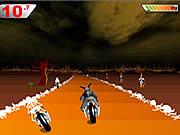 Juega al juego gratis Doom Rider