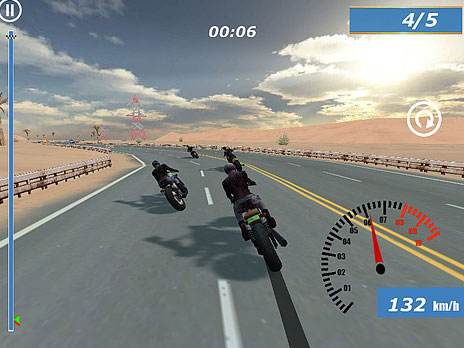 Bike Riders game