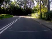 Watch free video Bike training time lapse GoPro test