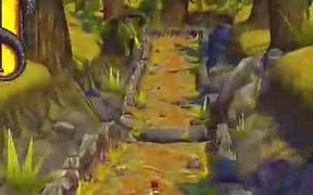 Watch free video Temple Run 2 iOS Gameplay Video