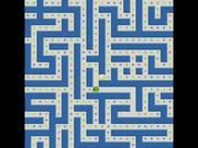 ดูการ์ตูนฟรี Optical Illusion: Side-Scrolling Pac-Man