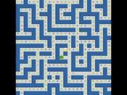 Watch free video Optical Illusion: Side-Scrolling Pac-Man