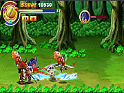 Sword Occident Warrior game