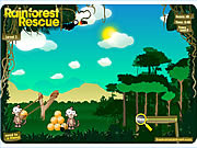 Rainforest Rescue game