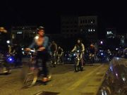 Watch free video Boston Bike Party Ride By # 1 - October 2014
