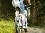 Watch free video Czech MTB Guide - 5 - Luznice Valley / Tabor