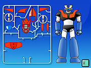 Build Mazinger Z game