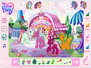 Juega al juego gratis My Little Pony - Friendship Ball