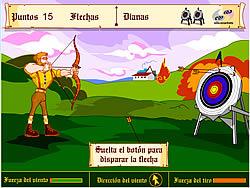 Juega al juego gratis Tiro Al Arco