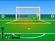 Penalty Shootout Taxus game