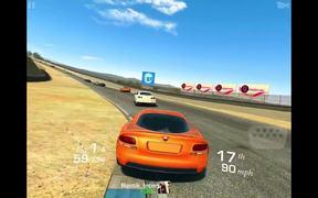 Real Racing 3 iOS Gameplay Video