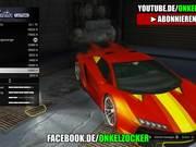 Watch free video GTA 5 PAINT JOB GERMAN - GAMEPLAY