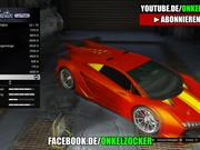 GTA 5 PAINT JOB GERMAN - GAMEPLAY ücretsiz çizgi filmini izle