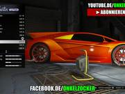 Guarda cartoon gratuiti  GTA 5 PAINT JOB GERMAN - GAMEPLAY