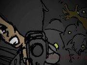 ดูการ์ตูนฟรี Edwin's Zombie Nation Opening