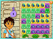 Diego's Puzzle Pyramid game