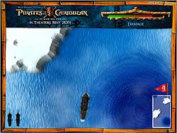 Pirates of the Caribbean - Treacherous Waters game
