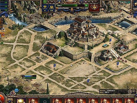 Sparta: War of Empires game
