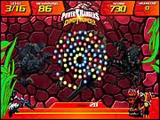 Power Rangers Dino Thunder - Dino Gems game