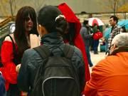 Watch free video Toronto Zombie Walk 2014