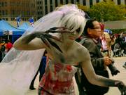 Watch free video Toronto Zombie Walk 2014