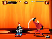 The Incredibles - Save the Day game