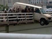 Watch free video Walking Dead WTF - Falling Van