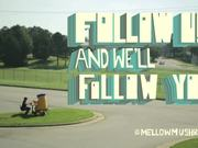 Mira dibujos animados gratis Mellow Mushroom Commercial: Following
