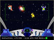 Buzz Lightyear - Practice Target game