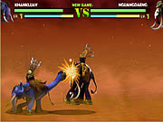 Juega al juego gratis Khan Kluay - The Last Battle