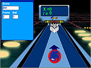 Sonic the Hedgehog - SonicX Bowling لعبة