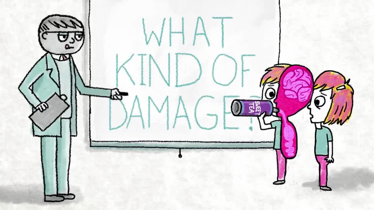 Mira dibujos animados gratis Fred Video: Sugar Is Killing Us