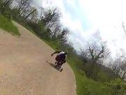 Watch free video Mountainboard i6w9 2012