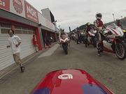 Watch free video Motegi MotoGP Track - Onboard Bimota SB7