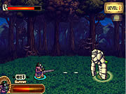 Juega al juego gratis Ghost Knight and Gunner