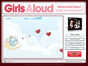 Girls Aloud - Mend A Broken Heart Game game