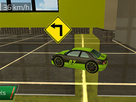 Toy Racer 3D game