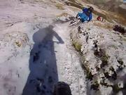 Watch free video Riding Col De L'Iseran with The WhiteRoom
