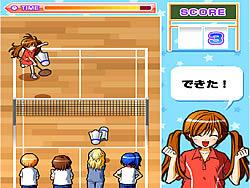 Badminton Game game