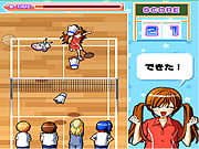 Badminton Game game