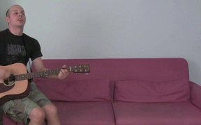 Watch free video Talented Guitarist - Hobo Chili